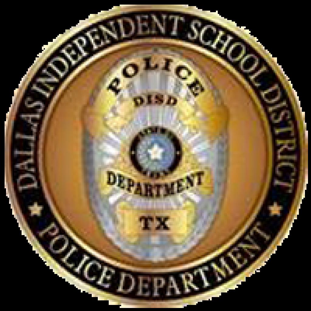 Dallas Independent School District Police Department Badge