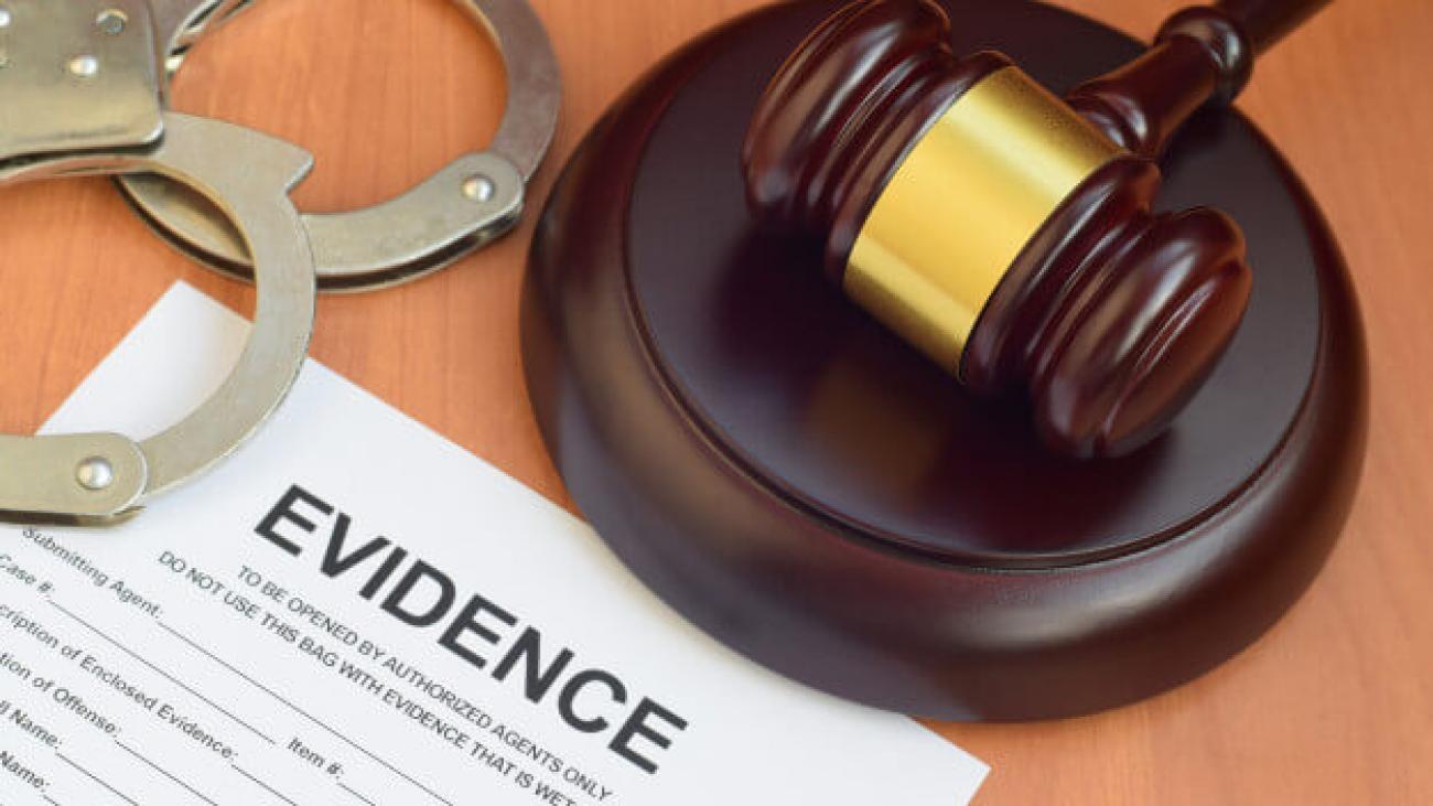 evidence management software Erin Technology