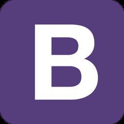 bootstrap transparent logo