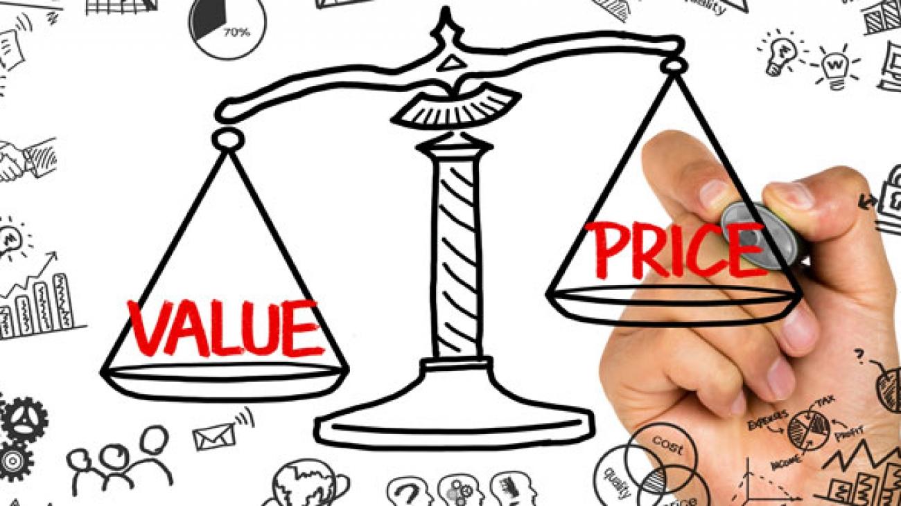 evidence management system price vs value